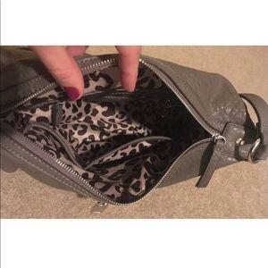 Jessica Simpson Crossbody Gray Purse Bag